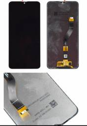 Frontal Tela com Aro Touch Display A10s e A107.