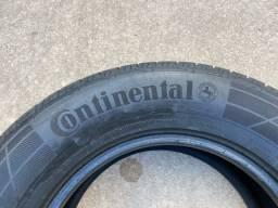 4 pneus continental 265/65R 17 por apenas $400,00