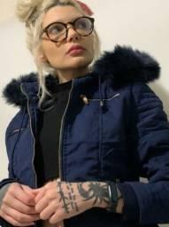 Jaqueta peluciada NOVA