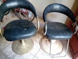 Título do anúncio: Cadeira giratória de salão