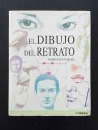 Livro El Dibujo del Retrato (Espanhol)