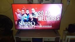 Somente vendo TV 4K Samsung 55 polegadas
