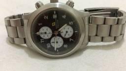 Relógio Montaineer Cronógrafo único no Brasil