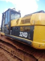 Escavadeira 324D a venda