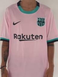 Camisa III Barcelona 1 linha nacional