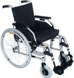 Cadeira de Rodas Manual Dobrável em Alumínio modelo Start B2 ? Ottobock.