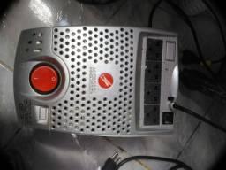 Estabilizador microsol potencia ate 500W