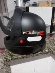 Vendo capacete sm novo