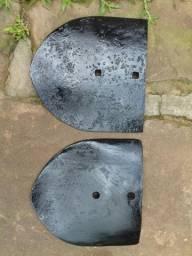 2 sulcadores para pé de pato