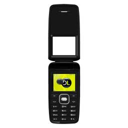 Celular Para Idoso Tela 2.4, Câmera, Rádio Fm, Mp3, Dual