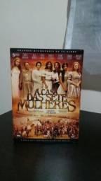 Dvd A Casa das Sete Mulheres - Minissérie da Globo
