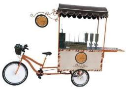 Food Bike / Bicicleta de Churros