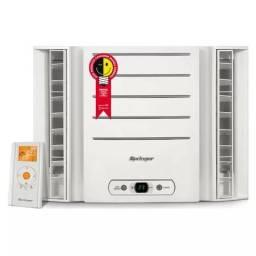Ar condicionado de janela Springer Duo Eletrônico 10.000 Btu/h Quente e Frio 220V Seminovo
