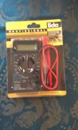 Medidor de voltagem e oms