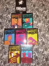 Coleção Completa da Série Fundação