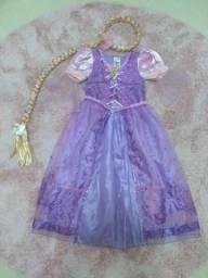 Fantasia Rapunzel original da Disney