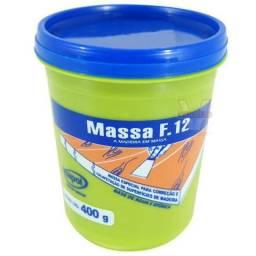 Massa P/ Madeira F12