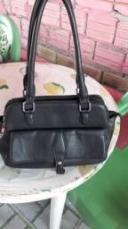 Bolsa em couro