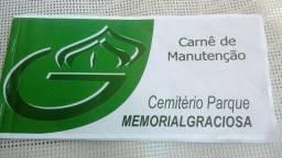 Vendo um Jazigo no Cemitério Parque Memorial Graciosa