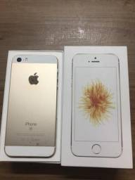Iphone SE GOLD , impecável