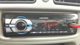 Rádio Positron pen drive e cartão usd