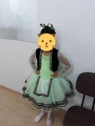 Fantasia infantil camponesa