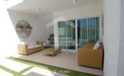 (TH) Condomínio Lokus Amoenus|180m²|4 suítes|4 vagas|Duplex|Prox ao Shopping Eusébio