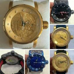 05bcea4c5d3 Relógio Yakuza Invicta Várias Cores