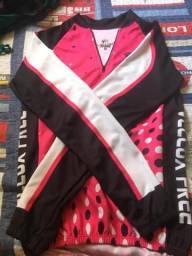 Blusa de ciclismo