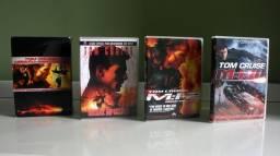 Trilogia Missão Impossível DVD (5 Discos)