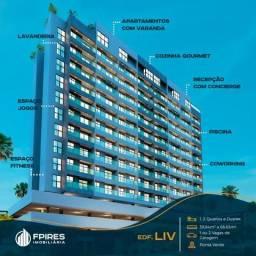 Apartamento na Ponta Verde, 1 quarto, 2 quartos e duplex