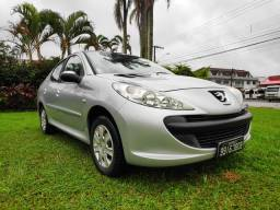 207 passion 1.4 xr completo - 2010
