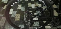 Bike aro 29 freio a disco