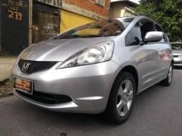 Honda Fit bancos de couro - 2010