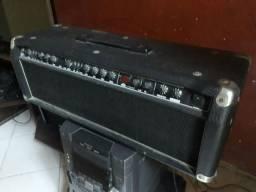 Amplificador, cabeçote  guitarra