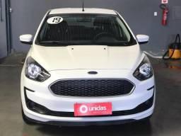 Ford KA Tivct 1.0 2018/2019 com IPVA 2020 + Transferência Grátis! - 2019