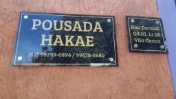 Pirenópolis pousada Hakae