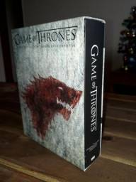 Game of Thrones dvd 1 e 2 temporadas - Novo