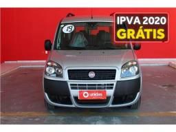 Fiat Doblo 1.8 mpi essence 16v flex 4p manual - 2019
