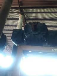 Motor elétrico 200 CV 04 polos WEG 380/660