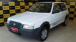 FIAT UNO 1.0 MPI MILLE WAY ECONOMY 8V FLEX 4P MANUAL - 2013