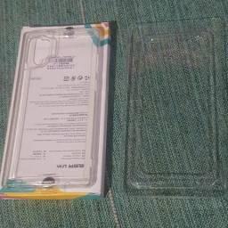 Case caixa de vidro