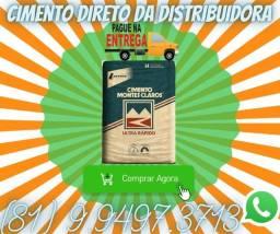 Cimento Direto da Distribuidora (Fazemos Entrega e Pagamento na Entrega) 30827699