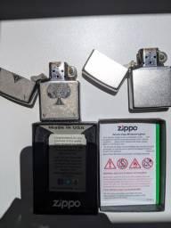 Isqueiro original Zippo novo