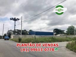 Terreno de esquina no Rio Pequeno - São José dos Pinhais - Direto com o proprietário!