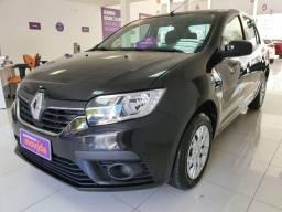 Renault Logan Zen 1.6 - 2020 - Único dono