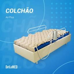 Colchão Pneumático Air Plus Anti Escaras Hospitalar Dellamed