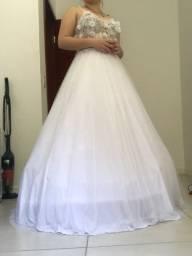 Vestido de noiva Patrícia Roque