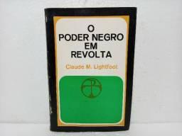 Livro O Poder Negro Em Revolta Claude M. Lightfoot