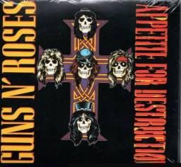 Cd Duplo Guns N' Roses - Apetite For Destruction Deluxe Ed.